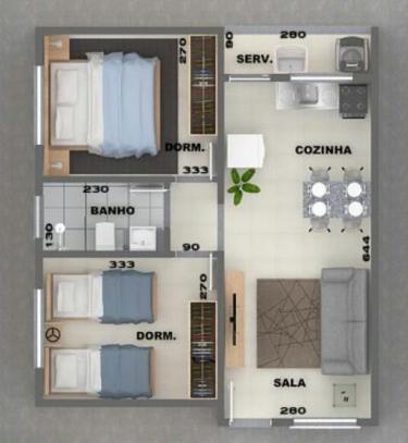 Residencial Planalto II